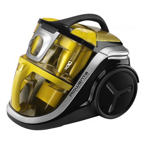 rowenta Aspirateur sans sac abaa 68db jaune/noir rowenta
