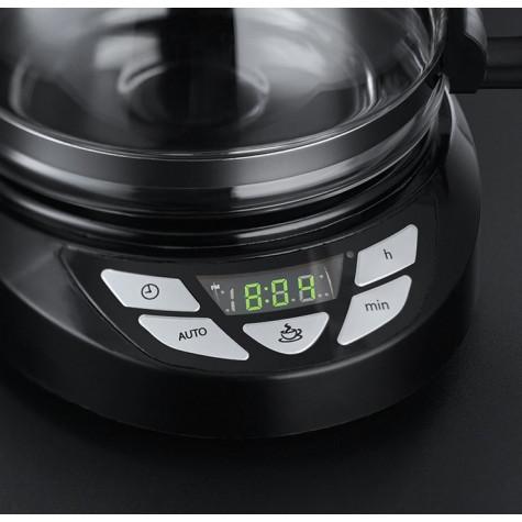 russell hobbs Cafetière programmable 10 tasses 975w noir russell hobbs