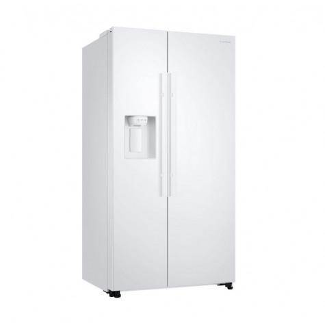 samsung Réfrigérateur américain 91cm 609l a+ nofrost blanc samsung
