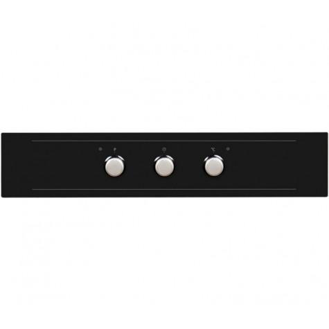 sharp Four intégrable multifonction 72l 60cm a manuel noir sharp