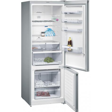 siemens Réfrigérateur combiné 70cm 505l a++ nofrost inox siemens