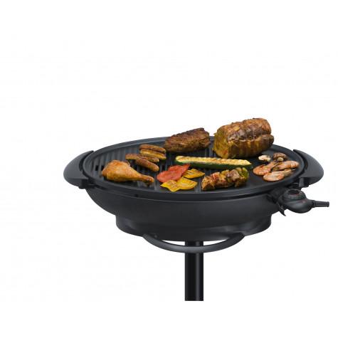 steba Barbecue électrique sur pied 55cm 2200w steba