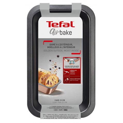 tefal Moule à cake large 23cm tefal
