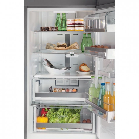 wpro Filtre anti-odeurs et antibactérien pour réfrigérateurs wpro