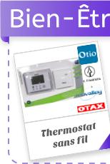 Thermomètre et Hydromètre