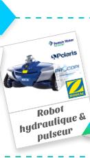 Robot hydraulique et pulseur