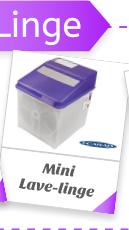 Mini Lave Linge