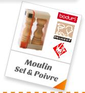 Moulin Sel & Poivre
