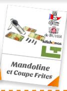 Mandoline et Coupe Frites