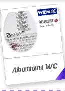 Abattant WC