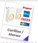 Carillon / Alarme