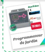 Programmateur de Jardin