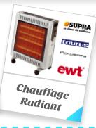 Chauffage Radiant