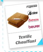 Textile Chauffant